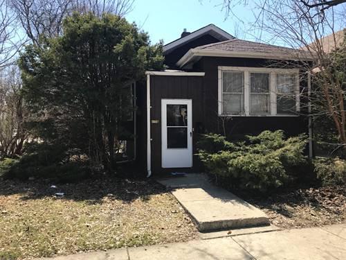 3001 W Jarlath, Chicago, IL 60645