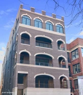 549 W Roscoe Unit 3S, Chicago, IL 60657 Lakeview