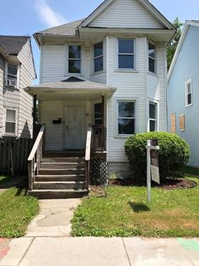 8223 S East End, Chicago, IL 60617