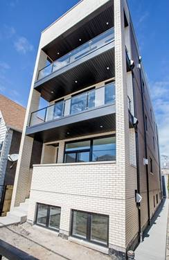 3033 N Clybourn Unit 1, Chicago, IL 60618 West Lakeview