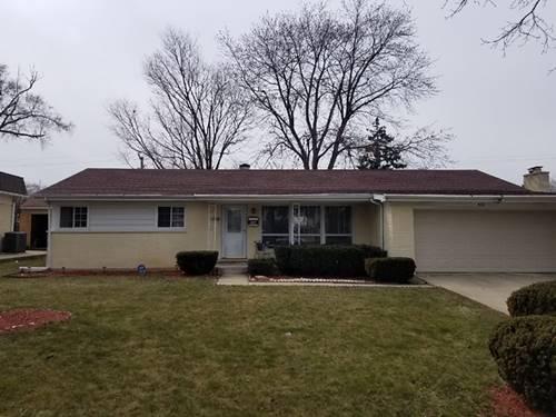 884 Arnold, Des Plaines, IL 60016