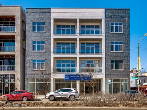 1601 W Pearson Unit 4S, Chicago, IL 60622 Noble Square