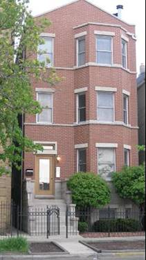 1116 W Addison Unit 2, Chicago, IL 60613 Lakeview