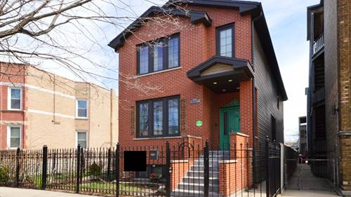 4107 N Troy, Chicago, IL 60618
