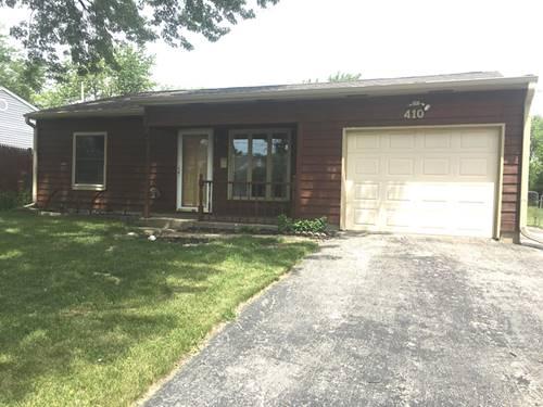 410 Hamrick, Romeoville, IL 60446