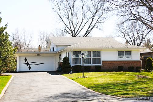 1405 E Barberry, Mount Prospect, IL 60056
