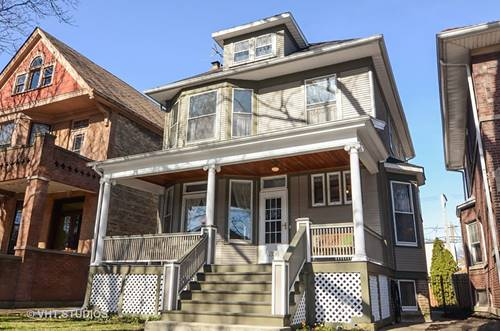 5336 N Wayne, Chicago, IL 60640 Andersonville