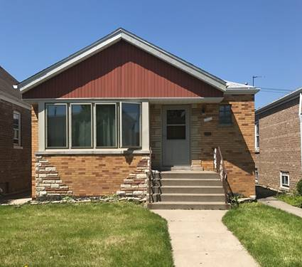 6738 S Keeler, Chicago, IL 60629