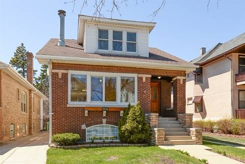 4436 N Kostner, Chicago, IL 60630