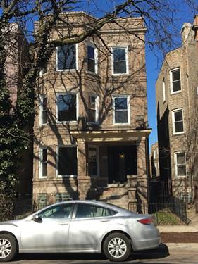 3716 N Racine, Chicago, IL 60613 Lakeview