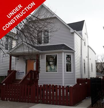 3529 N Whipple, Chicago, IL 60618