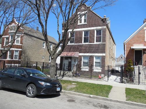 3038 W 40th, Chicago, IL 60632