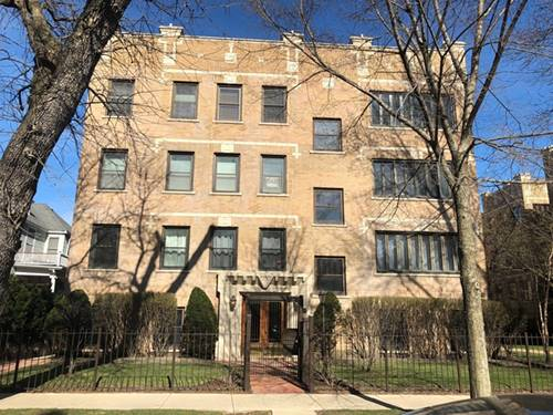 4741 N Paulina Unit 2, Chicago, IL 60640 Uptown