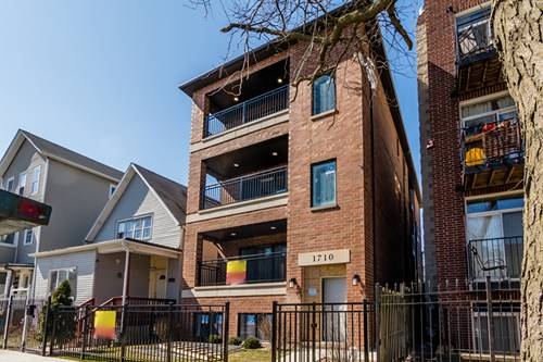 1710 N Albany Unit 1, Chicago, IL 60647