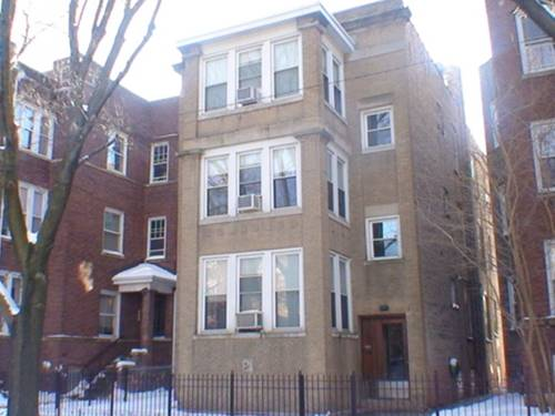 6320 N Lakewood Unit 2, Chicago, IL 60660 Edgewater
