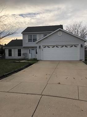 1310 Darlington, Hoffman Estates, IL 60169