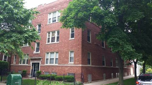 3903 N Claremont Unit 2, Chicago, IL 60618 North Center