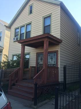 5416 S Wells, Chicago, IL 60609