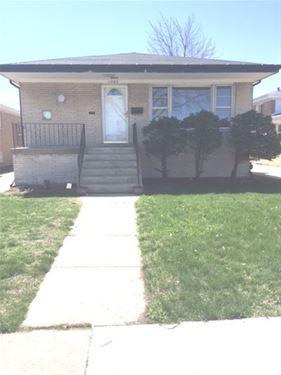 1263 Memorial, Calumet City, IL 60409