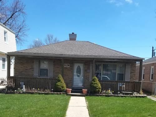 3129 George, Franklin Park, IL 60131