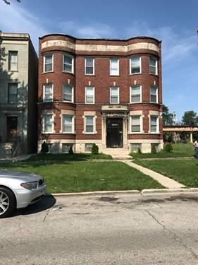 5938 S Calumet, Chicago, IL 60637