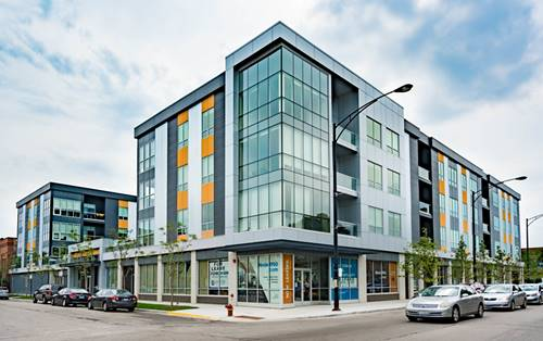 1950 N Campbell Unit 215S, Chicago, IL 60647