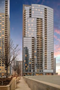 450 E Waterside Unit 1801, Chicago, IL 60601 New Eastside