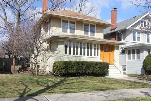 847 S Kenilworth, Oak Park, IL 60304