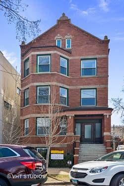 2228 N Seeley Unit 4, Chicago, IL 60647 Bucktown