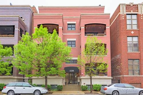 1238 W Jackson Unit 1W, Chicago, IL 60607