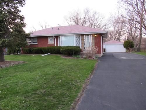 3110 183rd, Homewood, IL 60430