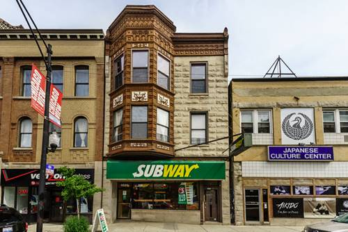 1020 W Belmont Unit 2, Chicago, IL 60657 Lakeview