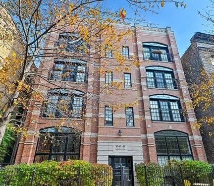 3545 N Wilton Unit 3S, Chicago, IL 60657 Lakeview