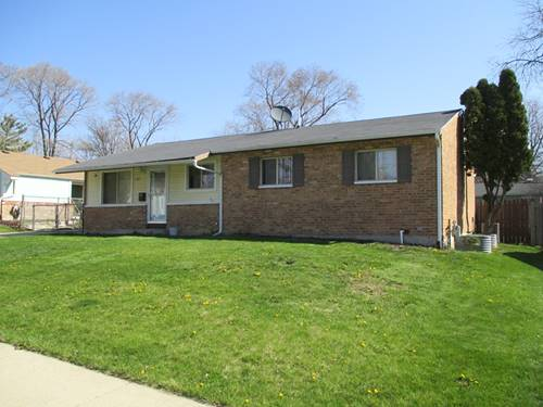 1317 Glen Hill, Glendale Heights, IL 60139