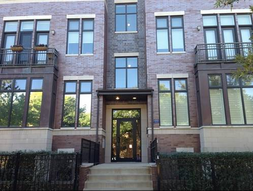 1253 W Melrose Unit GE, Chicago, IL 60657 Lakeview