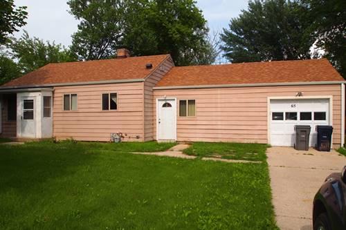65 S Belmont, Elgin, IL 60123