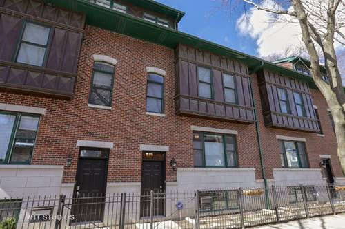 3120 N Paulina, Chicago, IL 60657 West Lakeview