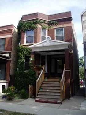 1836 W Newport Unit 1, Chicago, IL 60657 Roscoe Village