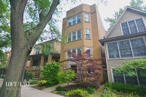 1707 W Winona Unit 3, Chicago, IL 60640 Andersonville