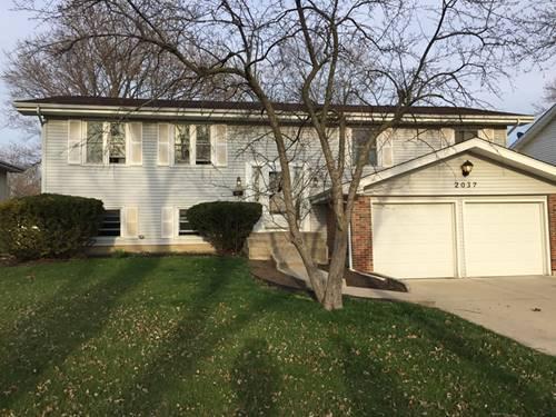 2037 W Parkview, Hoffman Estates, IL 60169