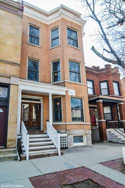 3257 N Hoyne, Chicago, IL 60618 Roscoe Village