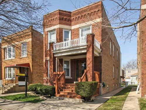 4732 N Lowell, Chicago, IL 60630