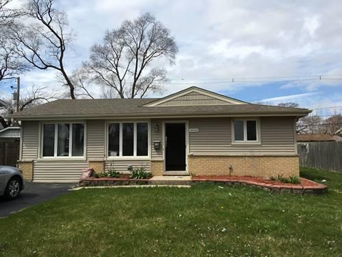 16520 Brenden, Oak Forest, IL 60452
