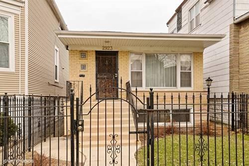 2923 N Talman, Chicago, IL 60618 West Lakeview