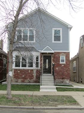 3418 N Natoma, Chicago, IL 60634