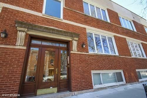 1735 W Grace Unit 1W, Chicago, IL 60613 Lakeview