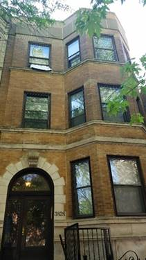 3828 N Sheffield Unit 2, Chicago, IL 60613 Lakeview