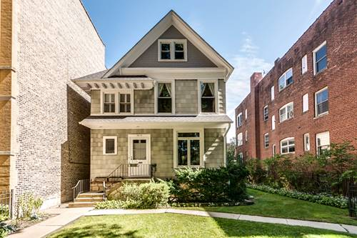5015 S Dorchester, Chicago, IL 60615
