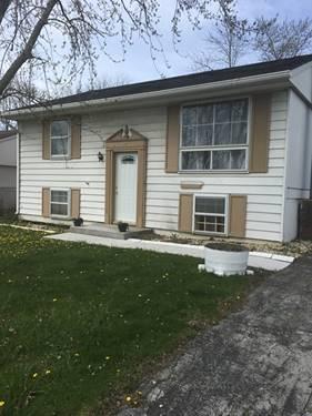 20 N Pine, Glenwood, IL 60425
