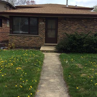 8805 Central, Oak Lawn, IL 60453